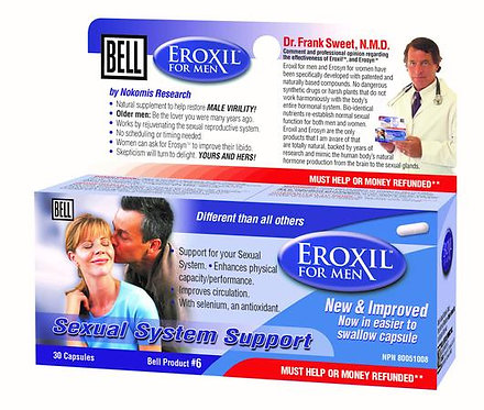 Eroxil for Men - Bell Lifestyle Products