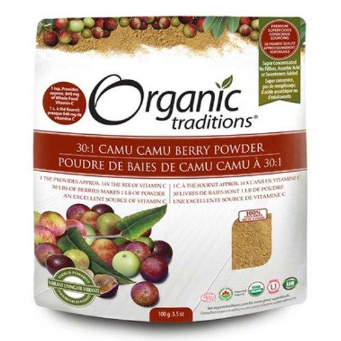 Camu Camu Berry Powder - Organic Traditions