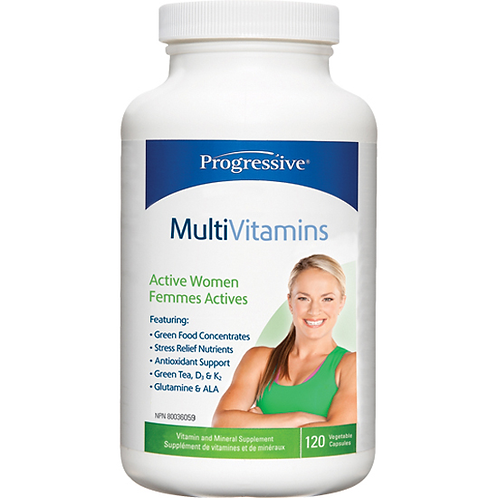 Multivitamin - Active Women - Progressive