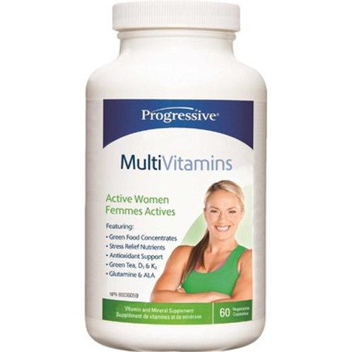 Multivitamin - Women 50+ - Progressive