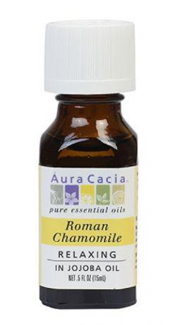 Roman Chamomile - in Jojoba Oil - Aura Cacia®