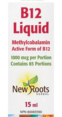 B12 Liquid - New Roots