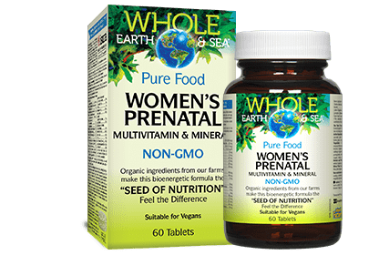 Women's Prenatal - Whole Earth & Sea