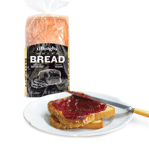 Gluten Free White Bread - O'Doughs