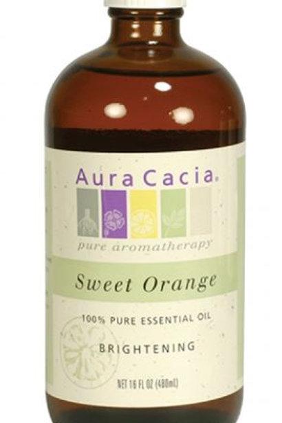 Sweet Orange - Citrus Sinensis - Aura Cacia®