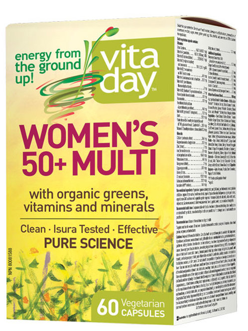 Multivitamin- Women's 50+ - Vita Day™