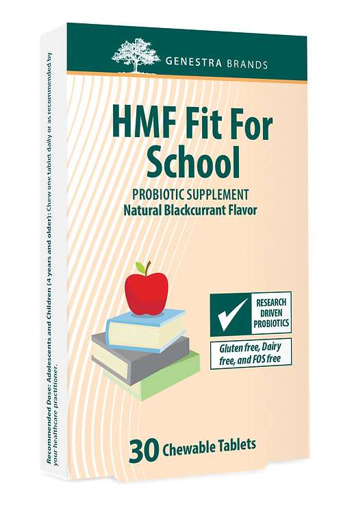 HMF Fit for School - Probiotics - Genestra Brands