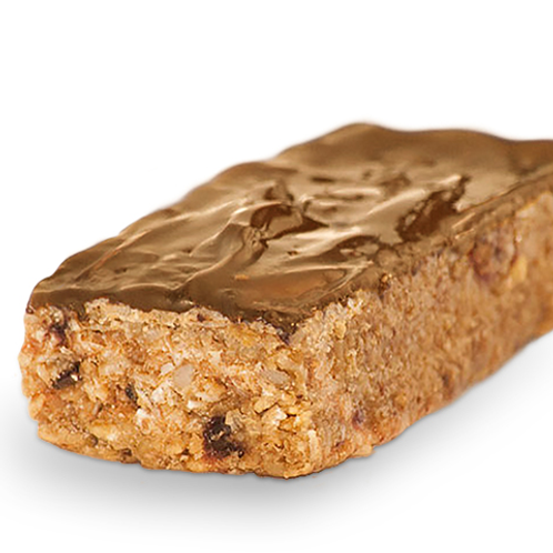 Chocolate Peanut Butter Gluten Free Granola Bars - Hi NRG
