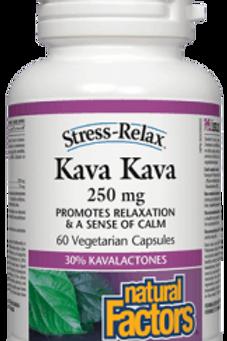 Stress-Relax Kava Kava - Natural Factors