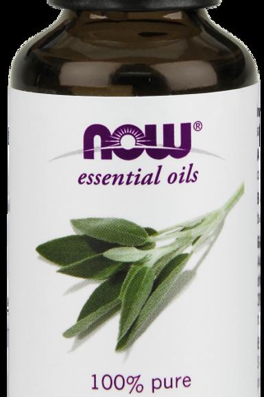 Sage - Salvia Officinalis - 100% Pure - NOW®