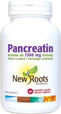 Pancreatin - New Roots Herbal