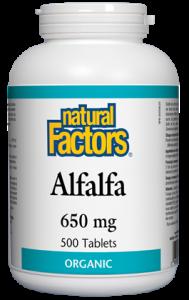 Alfalfa - Natural Factors®
