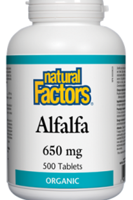 Alfalfa - Natural Factors®