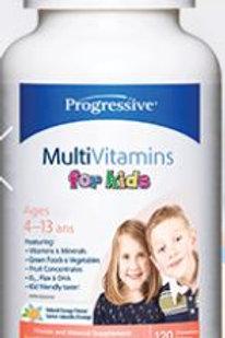 Multivitamin - Children's - Progressive