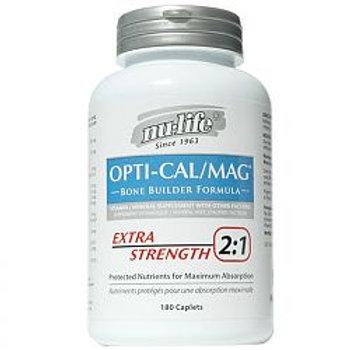 Opti-Cal/Mag - NuLife