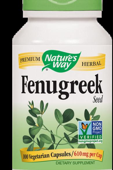 Fenugreek - Nature's Way