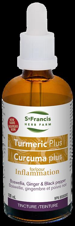 Turmeric Plus - St. Francis Herb Farm
