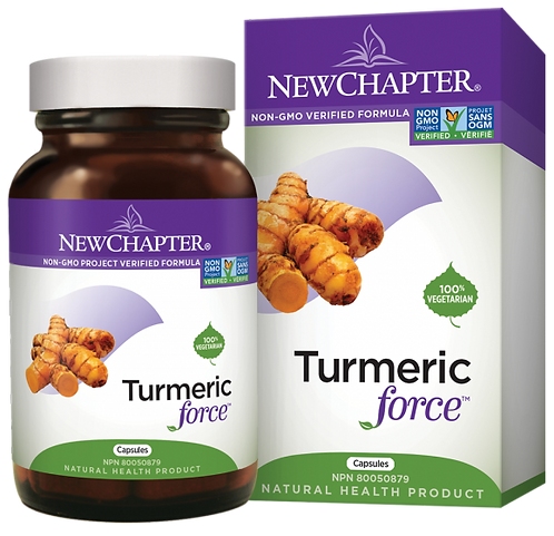 New Chapter Tumeric Force™