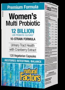 Women's Multi Probiotic - Natural Factors