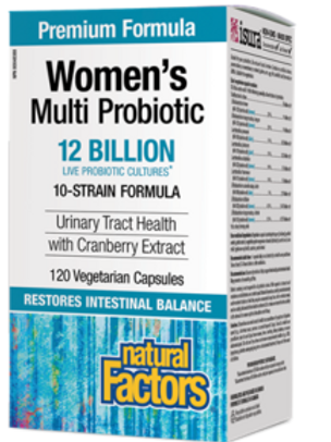 Women's Multi Probiotic - Natural Factors