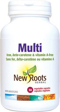 Multivitamin - Multi- New Roots