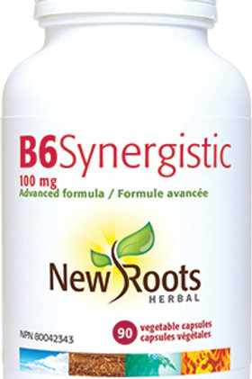 Vitamin B6 - Syngergistic - New Roots Herbal