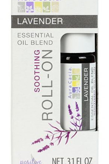 Lavender - Roll On - Aura Cacia®