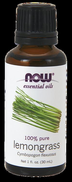 Lemongrass - Cymbopogon Flexuosus - 100% Pure - NOW®