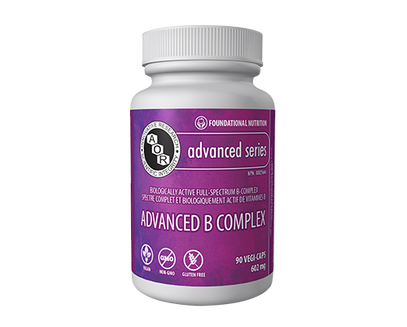 Vitamin B - Advanced B Complex - AOR