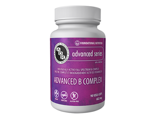 Vitamin B - Advanced B Complex - AOR