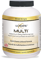 Multivitamin - Multi - Ultimate - Brad King