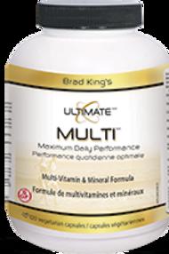 Multivitamin - Multi - Ultimate - Brad King