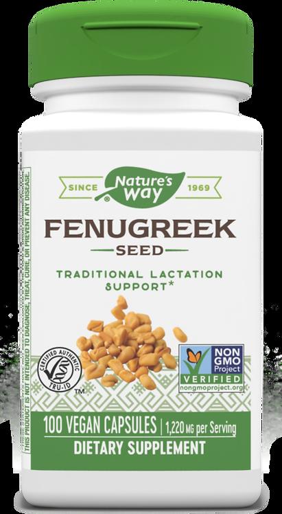 Fenugreek Seeds - Nature's Way