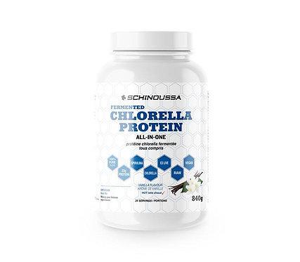 Chlorella Protein
