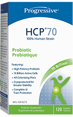 HCP 70 - Probiotic - Progressive Nutritional
