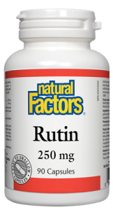Rutin - Natural Factors