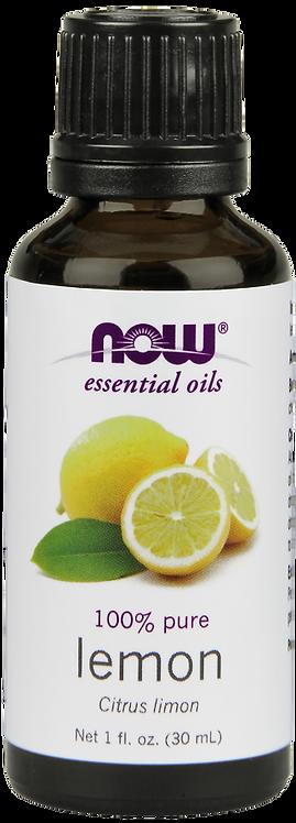 Lemon - Citrus Limon - 100%Pure - NOW®