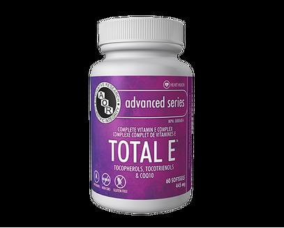 Vitamin E - Total E - AOR