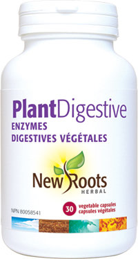 Digestive Enzymes - Plant Digestive - New Roots
