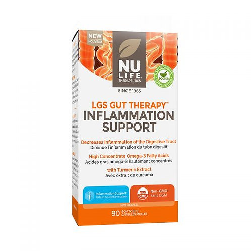 LGS Gut Therapy™ Inflammation Support - NuLife Therapeutics