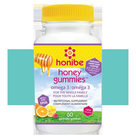Omega 3 - Honibe Honey Gummies™