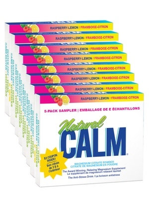 Natural Calm Travel Pack