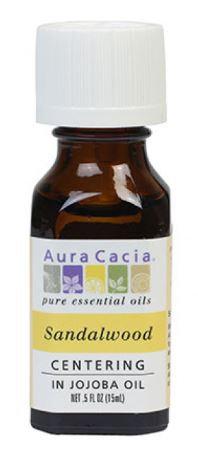 Sandalwood - Centering - Aura Cacia®