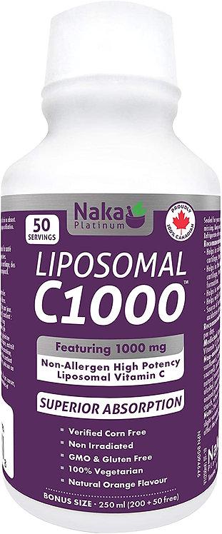 Liposomal C1000 - Naka