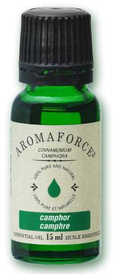 Camphor -(Cinnamomum Camphora - Aromaforce®