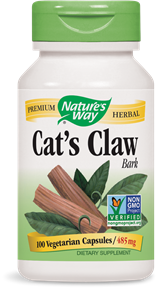Cat's Claw - Nature's Way