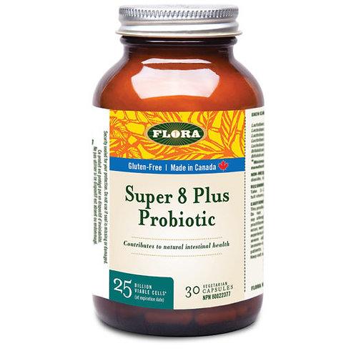 Super 8 Plus Probiotic - Flora Health
