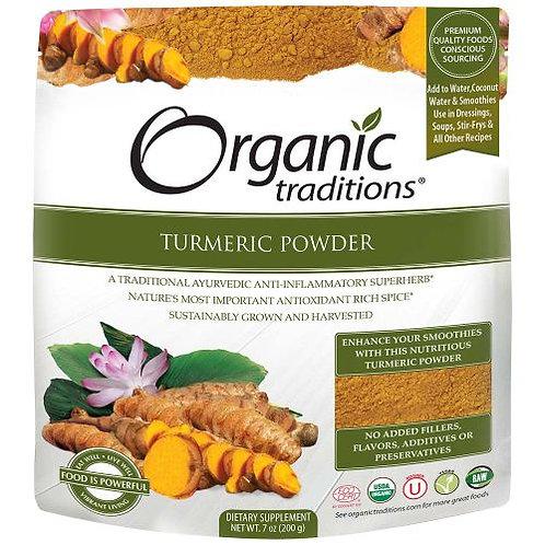 Turmeric Powder - Organic Traditions