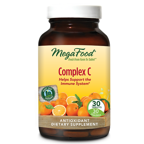 Vitamin C - Complex - Mega Food