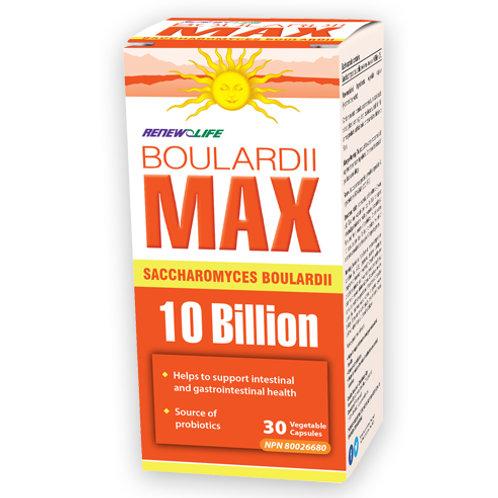 Boulardii Max -Saccharomyces boulardii - Renew Life